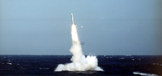 The U.S. Navy Is Bringing Back a Ship-Killing Tomahawk Missile