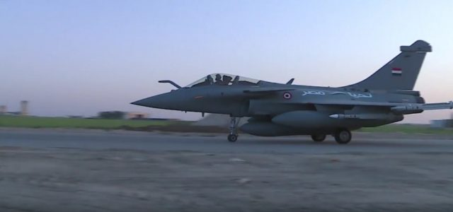 Egypt Has Joined the Air War in Libya