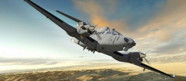 High-Tech U.S. Spy Plane Supports Combat Ops in Africa, South America