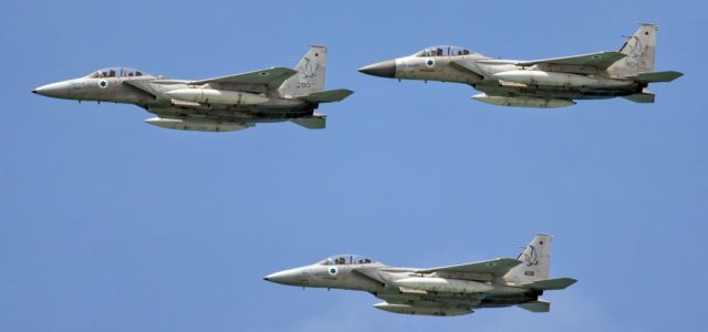 No, the Israeli Air Force Won't Race to Iraqi Kurdistan's Rescue