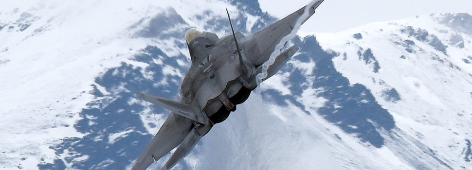 Looks Like the Russians Tried to Lure U.S. Stealth Fighters Into an Intel Trap