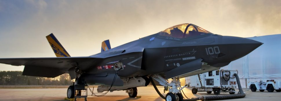 The U.S. Congress Is Trying to Give the F-35 a Pass For All Its Problems