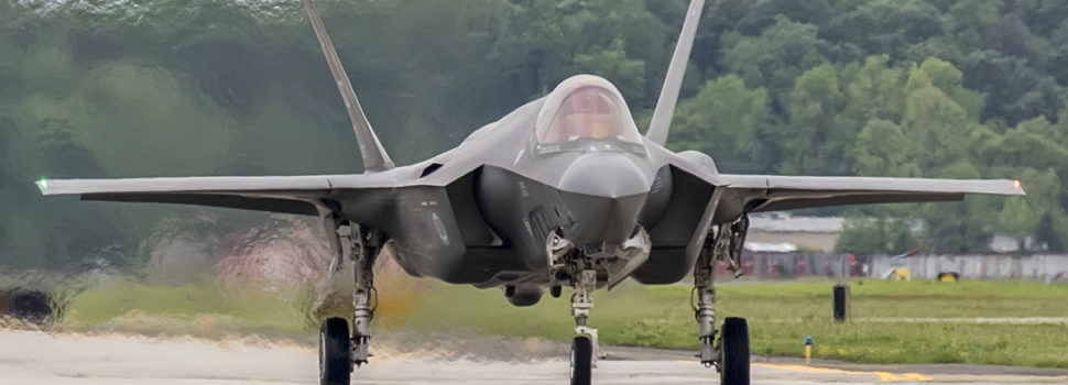 The West's Best Fighter Jets, Together in Virginia