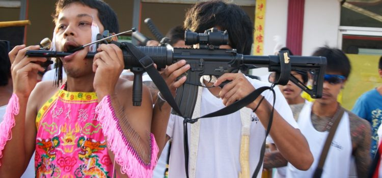 Shootings Escalate in Trigger-Happy Thailand