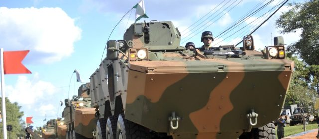 The Guarani Fighting Vehicle Is the Developing World's Stryker