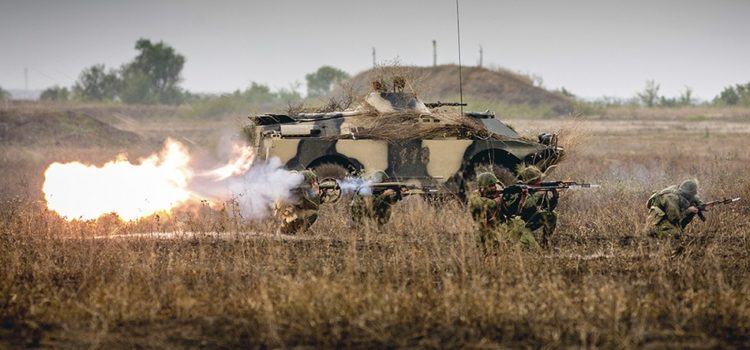 Europe's Greatest War-Risk Is in the Baltics