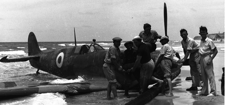 In 1948, Israel Survived Assault by Five Arab States
