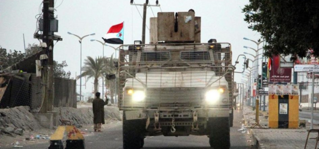 A New State Is Emerging in Yemen