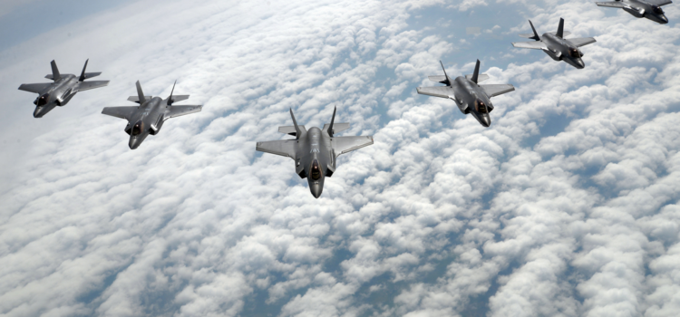 There's Still No Finish Line in Sight for the F-35 Program