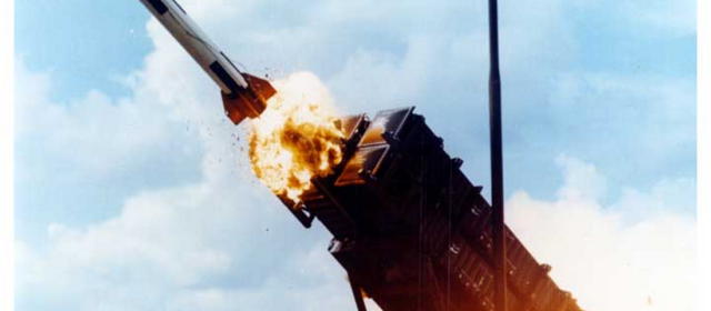 That Time an Air Force F-16 and an Army Missile Battery Fought Each Other