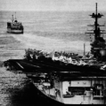 In 1982, Four U.S. Navy Aircraft Carriers Gathered Near Lebanon