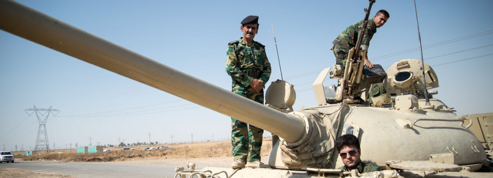 When the Kurdish Peshmerga Fights Like an Army, It Loses