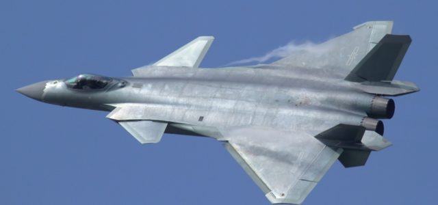 Now in Service — China's J-20 Stealth Fighter