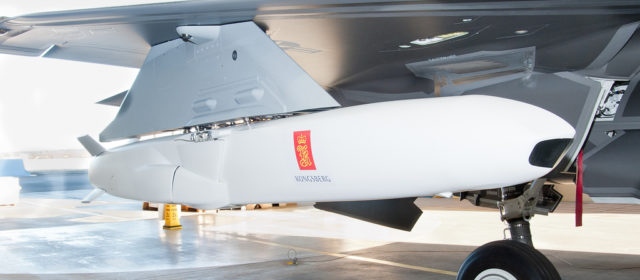 Japanese Stealth Fighters Could Get Land-Attack Cruise Missiles