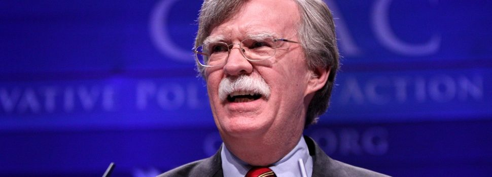 John Bolton Leads an Assault on the Truth