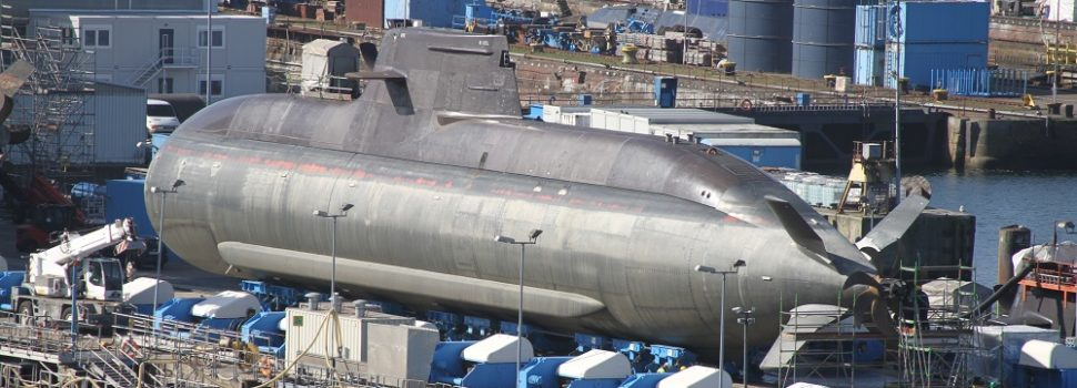 Every German Submarine Is Out of Action