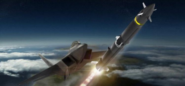 The Pentagon Has Been Working on a New Air-to-Air Missile