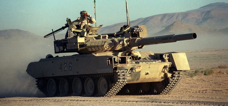 The U.S. Army Is Searching for a New Light Tank