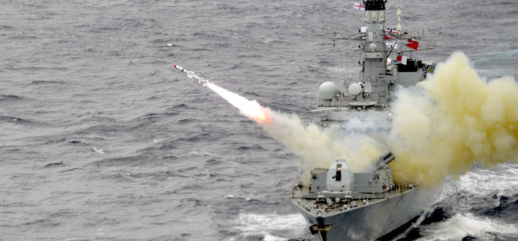 The Royal Navy Faces a Future Without Anti-Ship Missiles