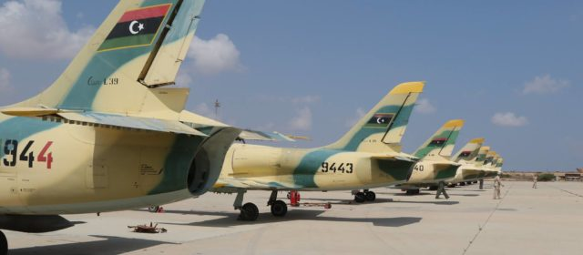 The Libyan National Army Is Running Out of Air Power