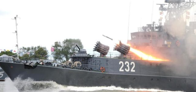 The Russian Navy Is Relying More on Precision-Guided Weapons