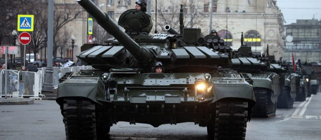 Everything You Ever Wanted to Know About Russia's Huge Tank Force