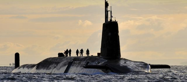 The Alarming Story of How French and British Nuclear Submarines Collided