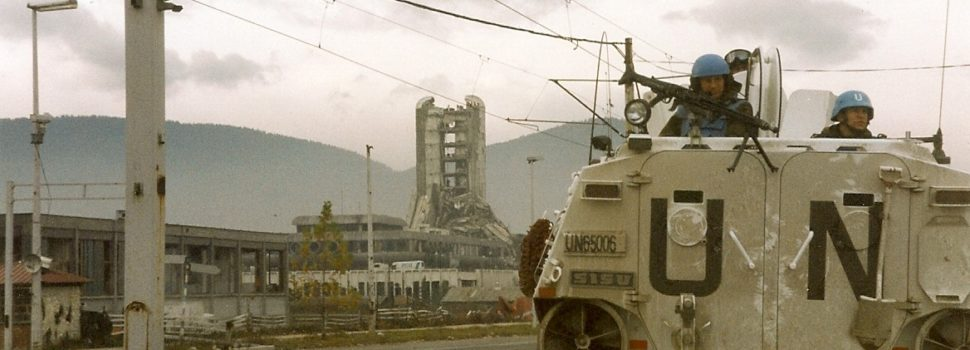 Think the Bosnia Conflict Was a Civil War?