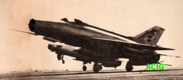 In 1964, the MiG-21 Scored Its First Kill — Against an American Oil Company