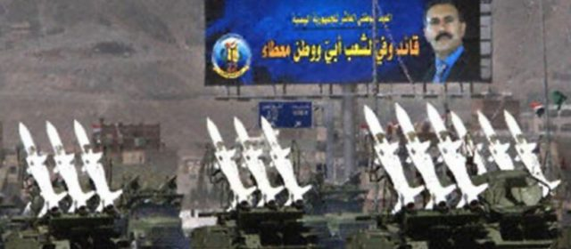 The Houthis' Do-It-Yourself Air Defenses