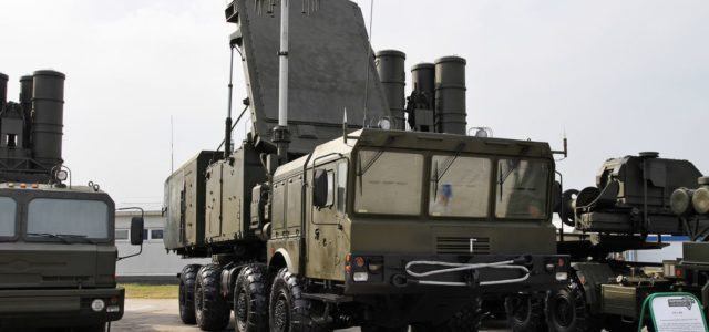 Russia's Air Defenses In Syria Have Some Big Problems