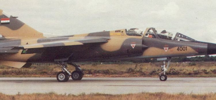 In 1991, an Iraqi Fighter Pilot Bravely Faced American F-15s