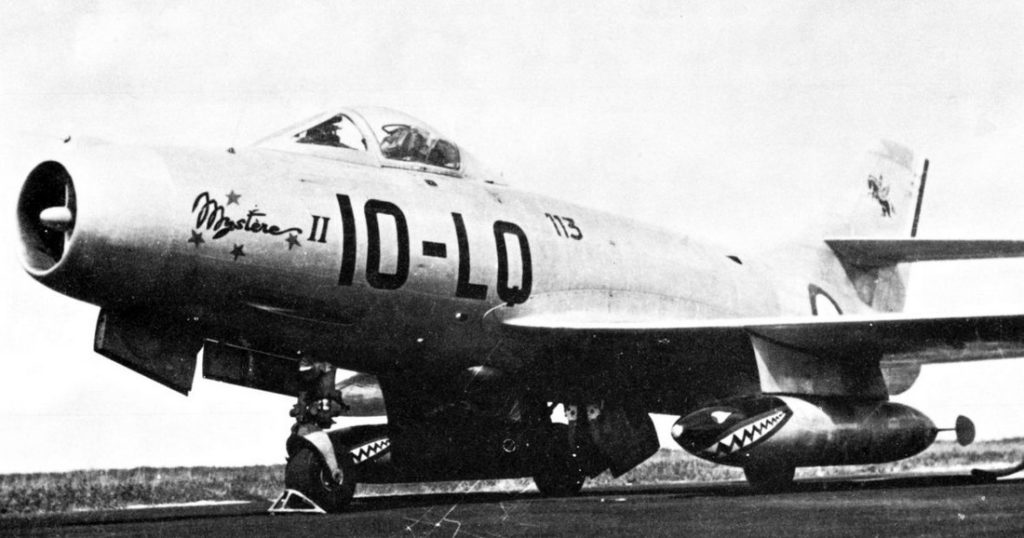 French mirage fighters turned israel into a major air power war is the development of mystre ii was hampered by problems and only a small number of this little known type ever entered service with the french air force publicscrutiny Images
