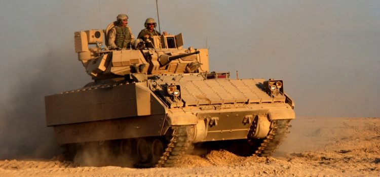 The U.S. Army's Bradley Fighting Vehicle Might Get Even Bigger