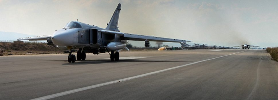 Did Russia Really Lose Seven Warplanes in Syria on New Year's Eve?