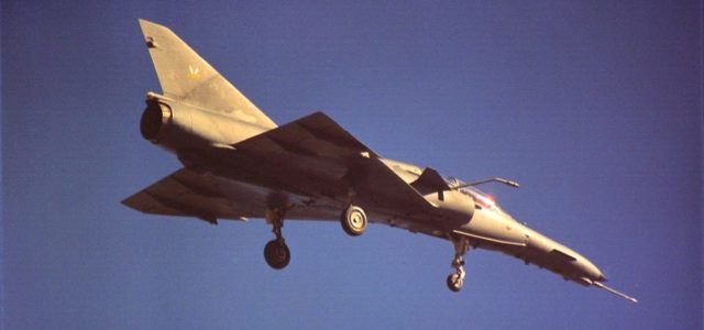 The Cheetah Was South Africa's 'Good Enough' Fighter