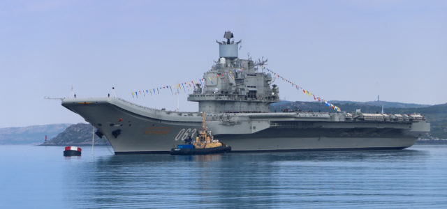 Why Isn't Russia an Aircraft Carrier Superpower?