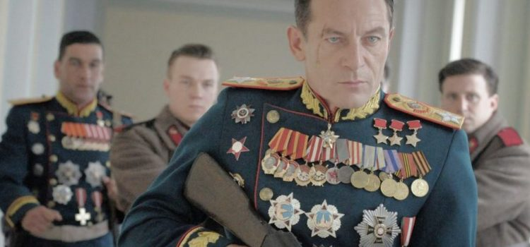 The Red Army Saves the Day in 'The Death of Stalin'