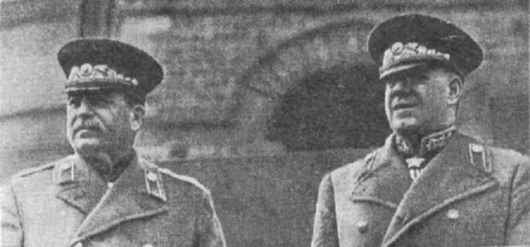 Georgy Zhukov's Close Call With Stalin's Killers