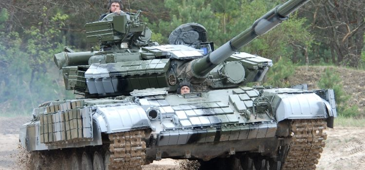 What's the Democratic Republic of Congo Doing With These Ukrainian Tanks?