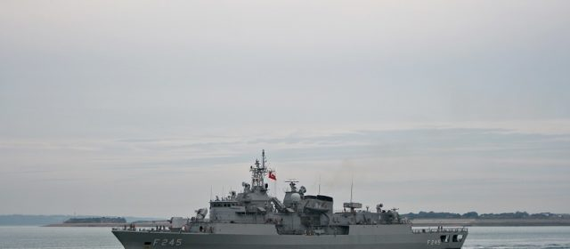 Why Are Russia and Turkey Holding Joint War Games in the Black Sea?