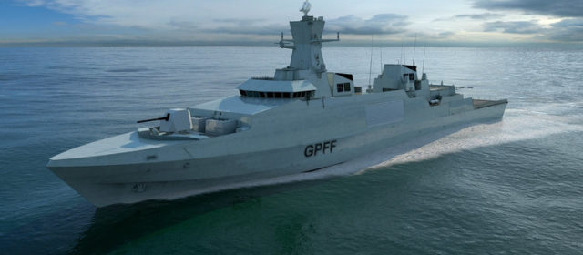 The Royal Navy's Next 'Frigate' Is Not a Frigate
