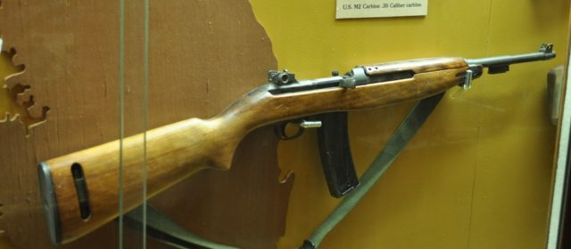 Was the M2 Carbine America's First Assault Rifle?