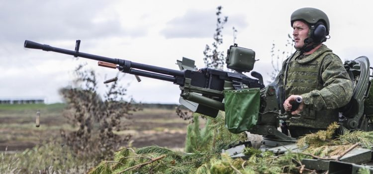 Russian Soldiers Are Complaining About Exploding Guns