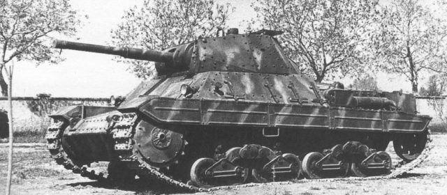 The P26/40 Tank Was the Italian T-34
