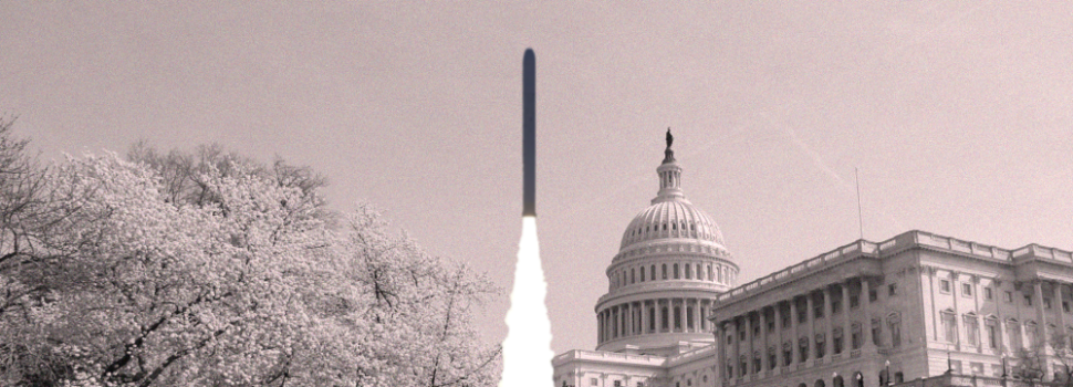 Pentagon to Congress — Please Don't Make Us Deploy Missiles on the East Coast