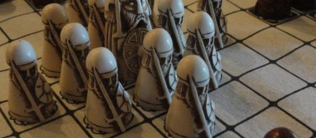 You Have to Play This 1,600-Year-Old Viking War Game
