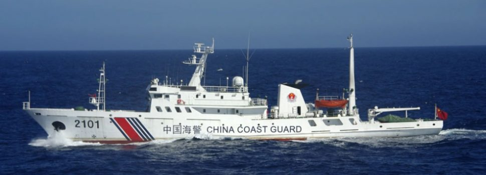 China's Three 'Navies' Each Have the World's Most Ships