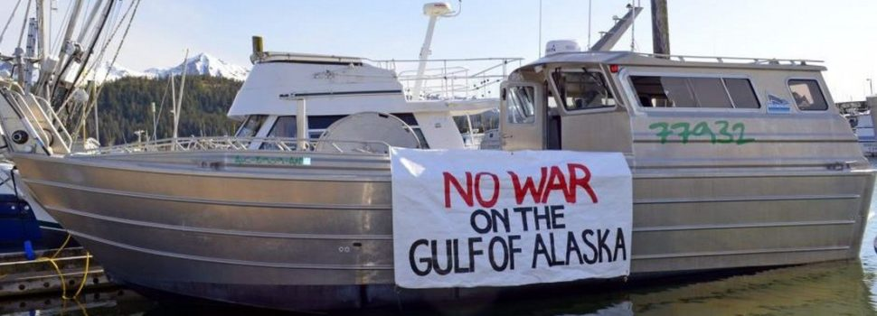 The U.S. Navy Is Waging War on the Gulf of Alaska