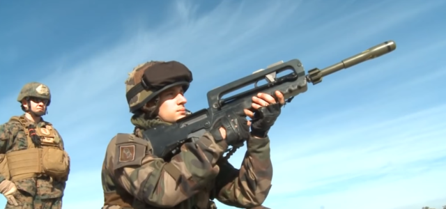 The French Army Has a Passion for Rifle Grenades